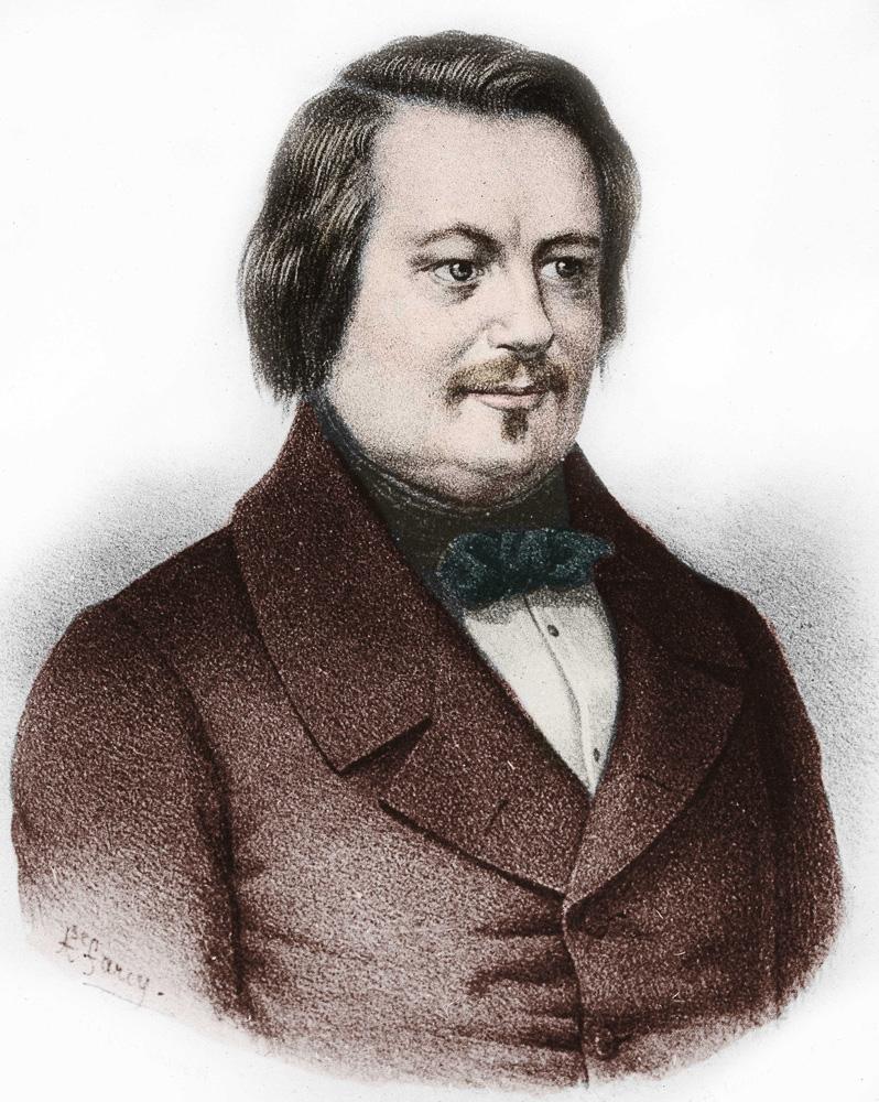 Бальзак Оноре де. Біографія стисло Оноре де Бальзака — УкрЛіб